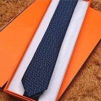 20 stiller erkek kravat ipek iplik boyalı tasarım bağları rahat iş lüks kravat 7.0 cm nakış etiketi