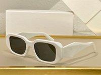 Gafas de sol para hombres y mujeres Estilo de verano Anti-Ultraviolet 17WF Retro Placa cuadrada Retro Marco completo Lentes de moda Caja aleatoria