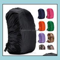 Bags Sports & Outdoorsmounchain 35   45L Adjustable Waterproof Dustproof Backpack Rain Er Portable Tralight Shoder Protect Outdoor Tools Hik