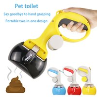 Poop Picking Tool for Dogs Scooper Scoop Shovel Pick Up Animal Waste Picker Pet Bags Outdoor Cleaning Tools