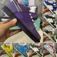 Top Calidad SB Bajo Dunk PRM PRM Large Gran tamaño Men Shoes Zapatos Dunks Baloncesto Running Sneakers UK11 12 US12 13 EUR46 47 Plataforma Designer UNC