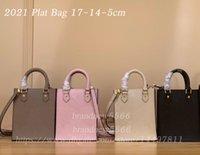 Damen Sack plat Handtaschen Herren Messenger Crossbody Tasche Rosa Gradient Druck Kleine Geldbörse Schwarze Handtaschen mit Kiste
