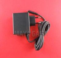 Оригинальный адаптер переменного адаптера зарядное устройство питание на стену для коммутатора NS Game Console ЕС US US UK PLUS Зарядка питания Главная