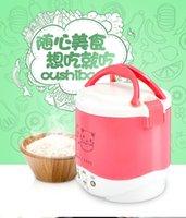 Fogões de arroz 220v110V Dormitório de casa para estudantes e trabalhadores de escritório é conveniente para transportar 1-2 pessoas