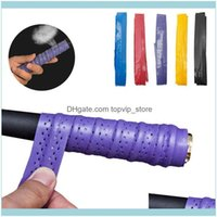 Safety Athletic Outdoor As Sports & Outdoorshigh Quality Badminton Rackets Overgrip Tennis Racquet Wraps Anti-Slip Keel Grips Hand Glue Elas
