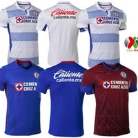 20-21 Cruz Azul Thai Quality Fussball Jersey 2020 Football Jersey Benutzerdefinierte Training Bester Sport online Customized Dropshipping akzeptiert günstig