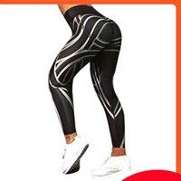 NORMOV Sexy Leggingd For Women Push Up High Tail Jeggings Printed Fitness Legging Bodybuilding Leggings Female