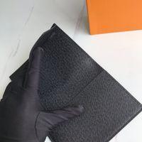 2021 Neue Best Selling Tasche Brieftasche Hohe Qualität Muster Weibliche Brieftasche Männlich Reine High-End Designer L Wallet Gürtel Fall
