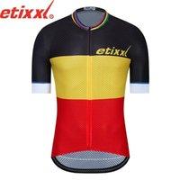 레이싱 재킷 ETIXX 자전거 프로 사이클링 저지 ROPA CICLISMO 2021 MTB 자전거 의류 여름 셔츠 마일러
