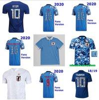 2021 Japonya 100. Yıldönümü Futbol Formaları Özel Sürüm 2022 Tsubasa Atom Karikatür Numarası Fontları Nakajima Minamino Tomiyasu Futbol Gömlek Oyuncu Versiyonu