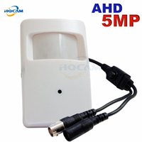 "5MP Mini Camera OSD Menu 1 2.9"" CMOS FH8538M + IMX326 PIR Surveillance Indoor 2560x2048 Support IP Cameras"