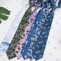 الكلاسيكية طباعة الرقبة العلاقات للرجال النساء عارضة الأزهار ربطة العنق بنين بنات الدعاوى 8 سنتيمتر عرض التعادل goom gravatas الزفاف