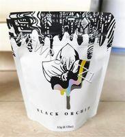 Black Hot Mylar Childoft California Sale Touch SF Сумки Упаковка кожи 3.5G Condrebrett Орхидея 8-й пакет Runtz WMTDBT DHSYBABY