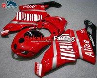 Ducati 999 749 2005 2006 BodyWorks部品999S 749S 05 06フェアリングカウリング(射出成形)