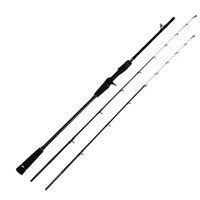 Boat Fishing Rods Mavllos Bait Lure 40-100g 90-150g Carbon Jigging Rod MH H Tips Sea Bass Pike Professional Squid Casting