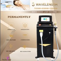 CE FDA Clearance 808 810 диодная лазерная машина для удаления волос 3 волны Dioden Lazer Haarentfernung Beauty Beauty Factory цена безболезненного постоянного эпиляционного устройства