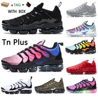 TN vapormax PLUS Run vapormax Utility nike Vamaxpors tn CPFM  MOC Running 2021 plus Shoes fly knit air cushion  Trainers Outdoors Sports Sneakers EUR Spirit