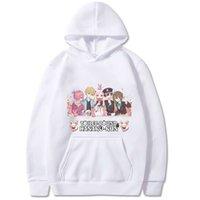 Toilet-bound Jibaku Shounen Hanako-kun Hoodie Anime Men Trench Coat Fashion Fall Winter Top Hooded Unisex
