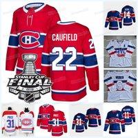 Montreal Canadiens 2021 Stanley Cup Final Jersey Cole Caufield Jesperi Kotkaniemi Jonathan Drouin Brendan Gallagher Toffoli Jeff Petry Shea Weber carey Prezzo