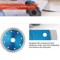 Hand & Power Tool Accessories Diamond Saw Cutting Blade Disc For Angle Grinder Ceramics Porcelain Tiles Granite Marble Grinding