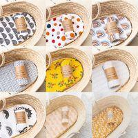 Elinfant 2 stücke Muslin Baumwoll Swaddles Waschbare Babydecken für Neugeborene Babydecken Schwarz Weiß Gaze Badetuch 2605 Q2