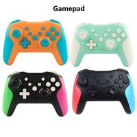 Bluetooth Gamepad Joystick Wireless Controller For N-Switch/PS3/PC/Android Phone/Android TV Platform High-performance Battery Game Controlle