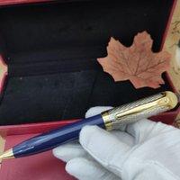 Berühmte hochwertige Harz-Tintenstift Business Office-Schulstudenten schreiben Kugelschreiber mit Geschenkbox-Stiften