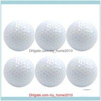 Golf Sports OutdoorsGolf Balls 3 / 6шт творческий светлый светодиодный круглый световой практика для открытых ночных спортивных версий Drop Доставка 2021 CA2JM