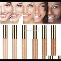 Face Saúde Beauty Beauty Drop entrega 2021 6 Cores Escânia Silky Skin Rejuvenescimento Isolado Três-Nsional Repair Fundação Líquida Matte 10ml