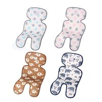 Stroller Parts & Accessories Cooling Mattress For High Chair Baby Carriage Breathability Fabric Fit Trolley Anti-slip Four Seasons Lightweig