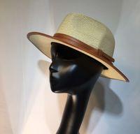Deri Kesilmiş Hasır Şapka Bayan Güneş Şapkaları Geniş Ağız Cap Kova Açık Plaj Kapaklar Seyahat