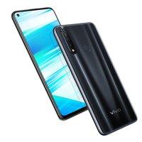 "Orijinal Vivo Z5X 4G LTE Cep Telefonu 4 GB RAM 64 GB ROM Snapdragon 710 Octa Çekirdek 6.53 ""Tam Ekran 16MP Parmak İzi ID OTA 5000 mAh Cep Telefonu"