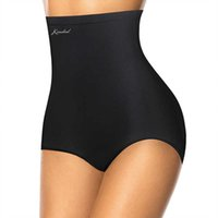 Burvogue Shapewear для женщин для похудения животноводческие трусики для подъема белье нижнее белье талии с высоким талией