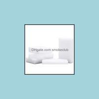 Spugnes tamponi da taglio strumenti domestici Organizzazione domestica Home Garden100pcs Magic Bianco Spagna Gomma per tastiera Cucina automobile Bagno