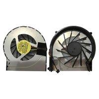 Almofadas de resfriamento de laptop Fan refrigerador original para DV7-4000 DV6-4000 DV6-3000 P / N DFB552005M30T KSB06105HA KSB0505ha CPU Radiador