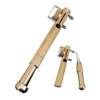 Draagbare handleiding vissen haak tier accessoires stropdas snel haken lijn bindende tool met sub-line knopen apparaat