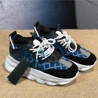 عالية الجودة chainer الترفيه أحذية رياضية 1.0 سلسلة التفاعل عارضة الأحذية أزياء رجالي إمرأة أزواج فاخرة القديمة أبي الأحذية الكلاسيكية في الهواء الطلق منصة المشي حذاء