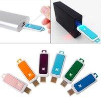 Humidificateur USB Dispositif de parfum Dispositif de voiture Aroma Essential Huile Diffuseur Aromathérapie Air Ferrinateur Voiture Accessoires d'intérieur