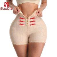 Gudia Womens Chapewear Works Tummy Control High-талию Краткая трусики для похудения тела формирователь тела Бодисуитбутт подъемный корпус формировал добыча 201223