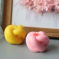 New Magic Ball Candle Sile Mold Mould Mousse Bolo Novo Scented Vela DIY Aromaterapia Emplastro 1278 V2