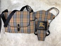 2021 new baby leather Mommy bag Ysj