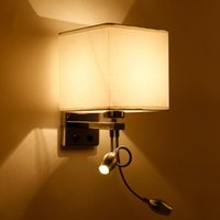 Wall Lamps Modern LED Gooseneck Lamp For Living Room Bedroom Reading Bed With Shade Mounted Bedside Lights
