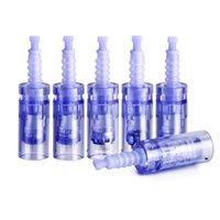 1/3/5/7/9/12/36/42 / nano Microneedle Roller Aghi Tips per Ultima A6 Electric Derma Pen Skin Care