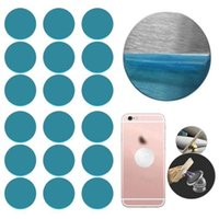 sticker Metal Plate disk iron sheet for Magnet Mobile Phone holder Car Phones Stand holders