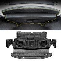 For Nissan Sylphy Sentra B18 2019-2021 Car Rear Boot Trunk Firewall Mat Pad Cover Sound Heat Insulation Cotton Noise Deadener