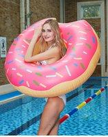 Beach inflável natação natação anel gigante gigante flutuador brinquedo círculo festa colchão água adulto criança casa