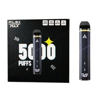 Orijinal Flex Max Tek Kullanımlık Vape E Sigaralar Cihazı 5000 Puffs 12 ml Tedbir Vapes Kalem Sopa Sistemi 13 Seçenekler Buhar 100% Orijinal VS Puff Bar
