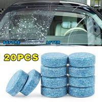 Air Air Deodenhener 40pcs (1pc = 4L) parabrezza tergicristallo vetro washer auto solido pulitore compatto compresse effervescenti compresse di riparazione della finestra Accessori