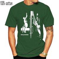 Männer T-shirts Beach Volleyball Männer im Netz T-shirt Designer Kurzarm O Neck Muster Anti-Falten-Comer-Frühling
