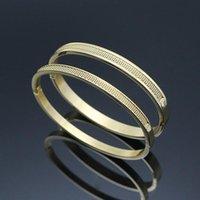 Women Fashion Jewelry Charm Bracelets & Bangles 4MM 6MM Stainless Steel Braided Wire Bracelet For Gift Bangle